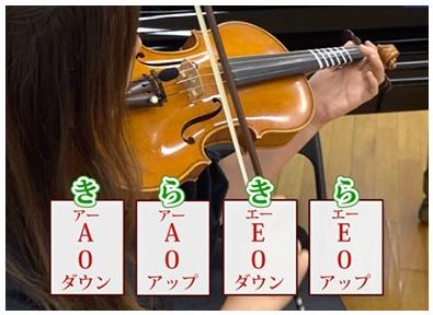音符が分からなくてもDVDを見ながら弾ける