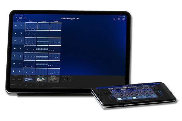 ピアノ・キーボード音源アプリ「KORG Module」